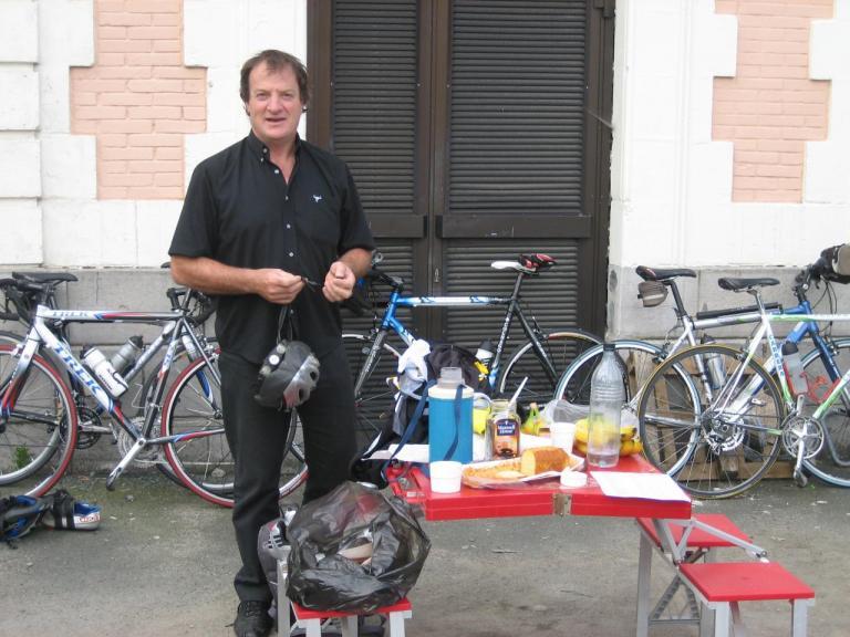 2008 - Traversée des Pyrénées