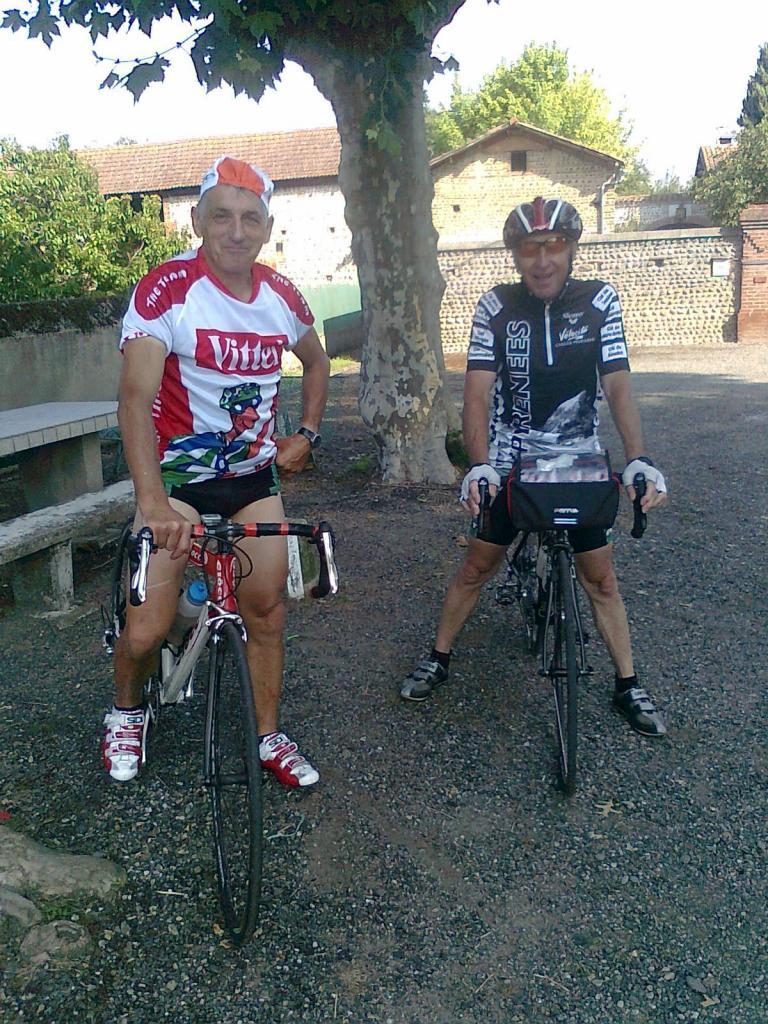 C'est cool le vélo à l'ASCT... -)