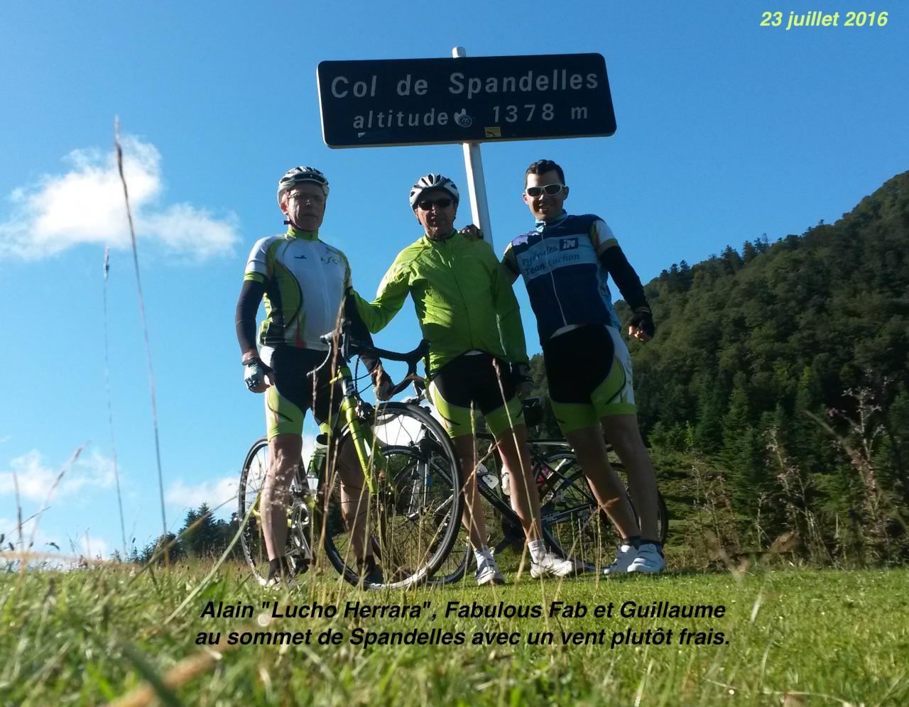 Col de Spandelles