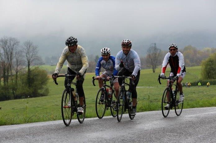 Les cyclo-sportives